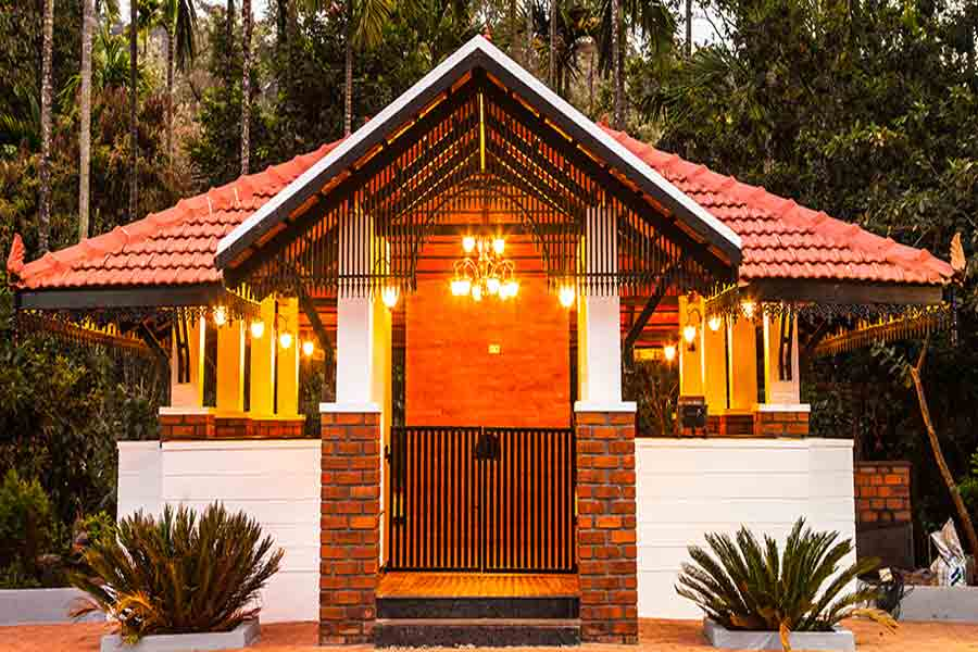 Serene Homestay Amidst Plantation Estate