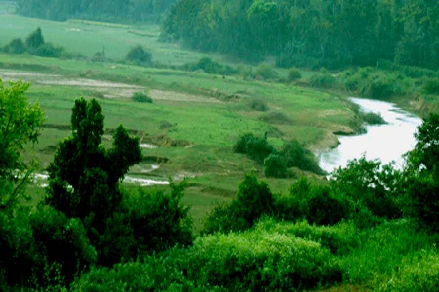 River-around-Swarga-Resort