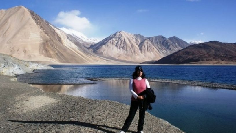 new age traveler - Mini Khanna