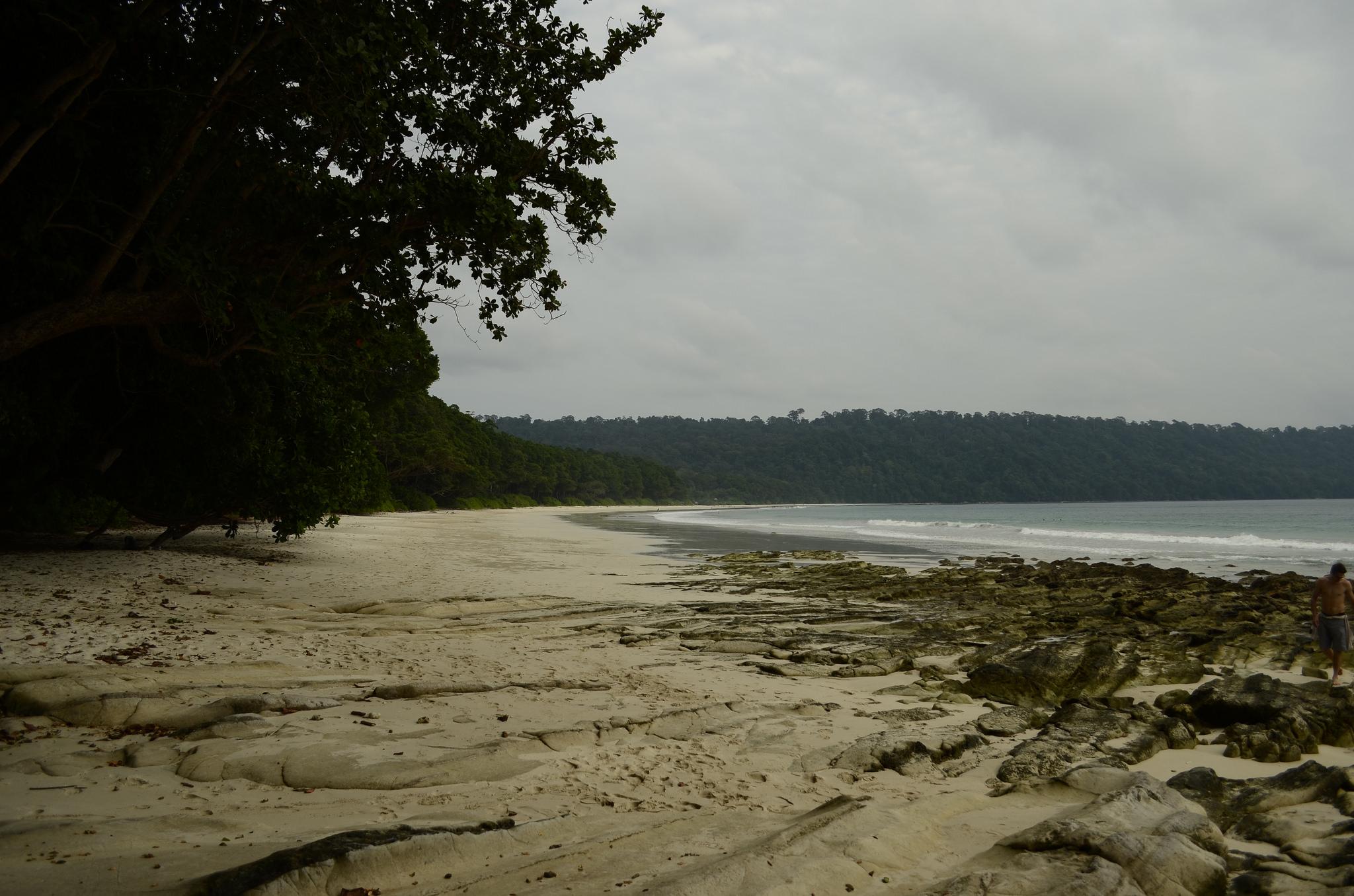 Neil Island Beach
