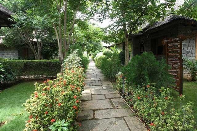 Cottages at Sparsa Resort