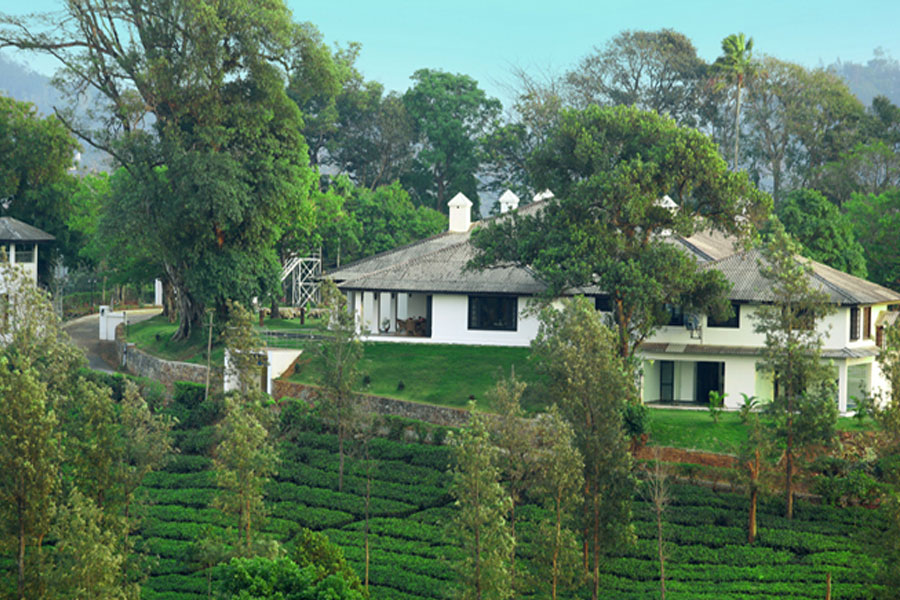 View of Estate Bungalow At Thalapuzzha