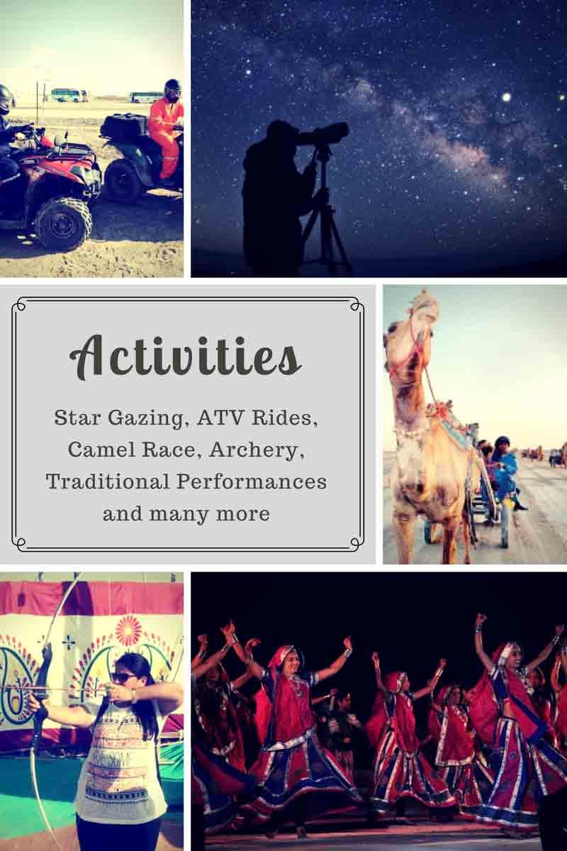 Activities-at-Rann-Utsav,White-Desert-Carnival-in-India