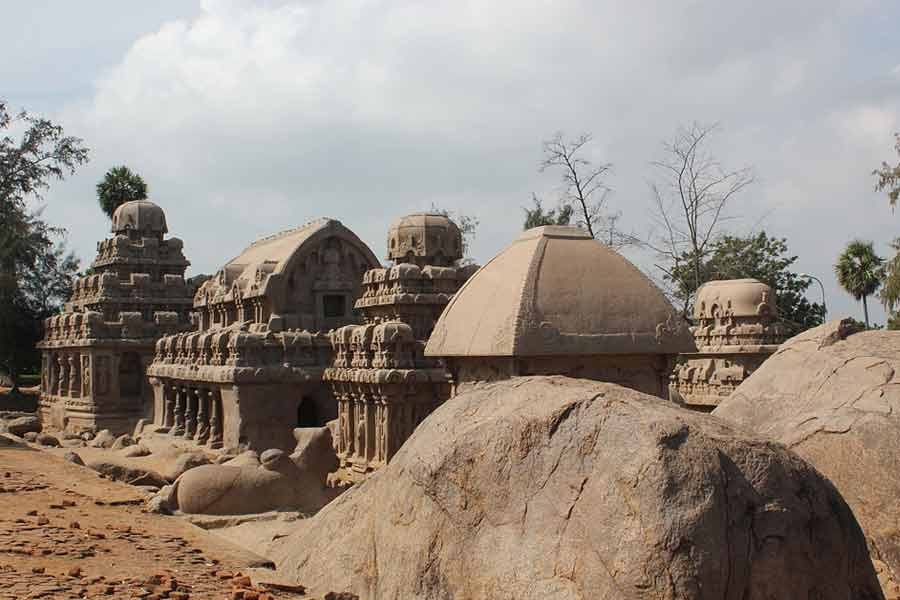 Mahabalipuram - An Architectural Grandeur in South India