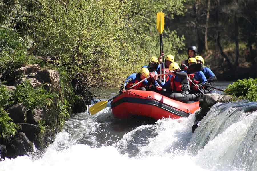 White-Water-Rafting-at-Dandeli, Karnataka