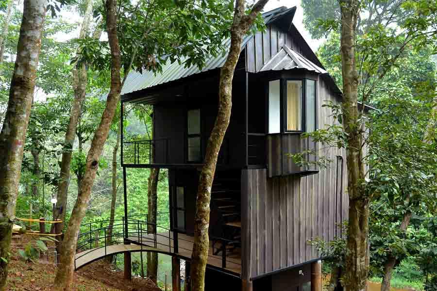 Lodge-at-Forest-Ranch-near-Soochipara-Waterfalls
