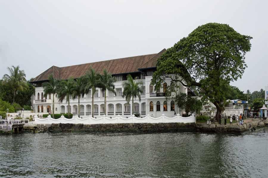 Five Star Hotels In Cochin Kerala