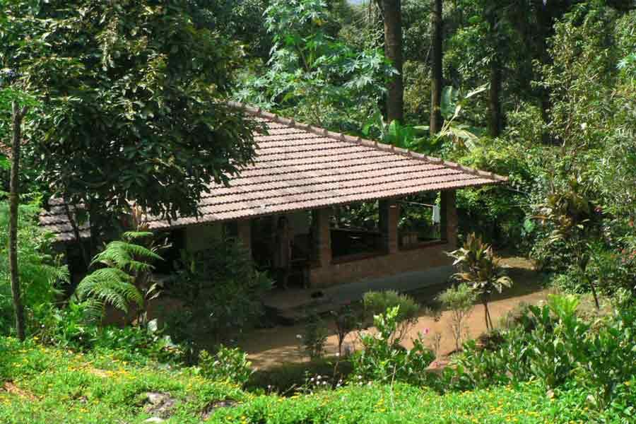 Main house - Traditional Homestay at Chettimani near Madikeri
