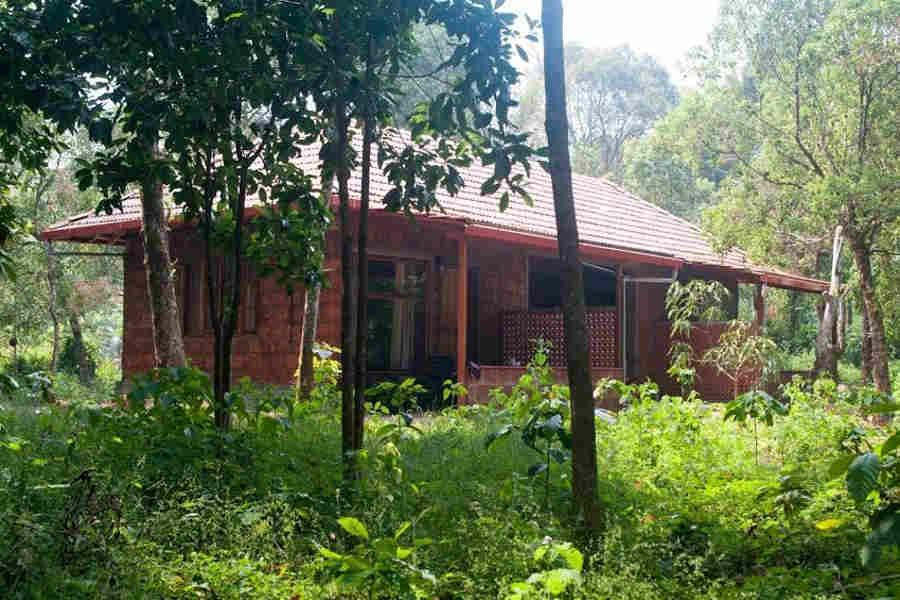 The Eco lodge at Monnangeri