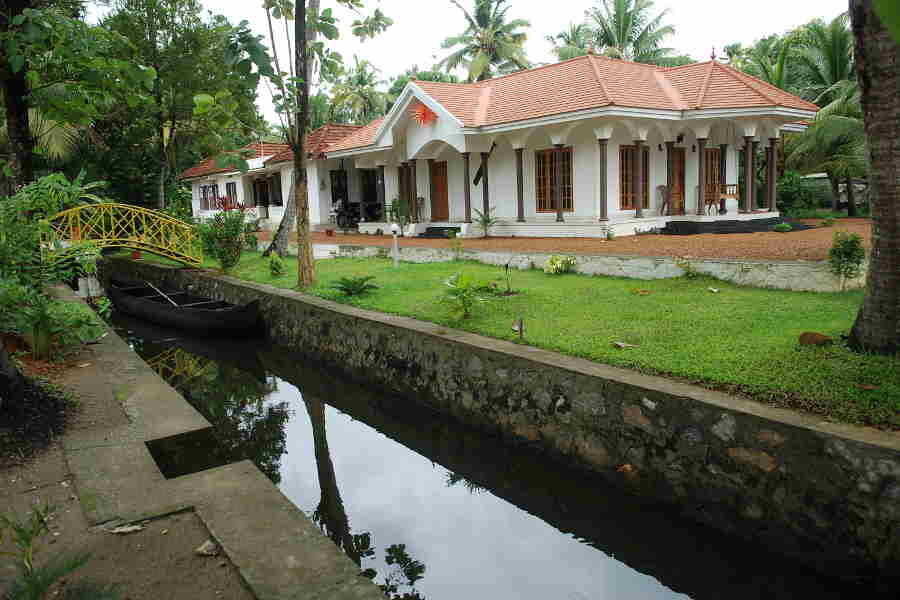 Traditional Homestay near Kumarakom Lake