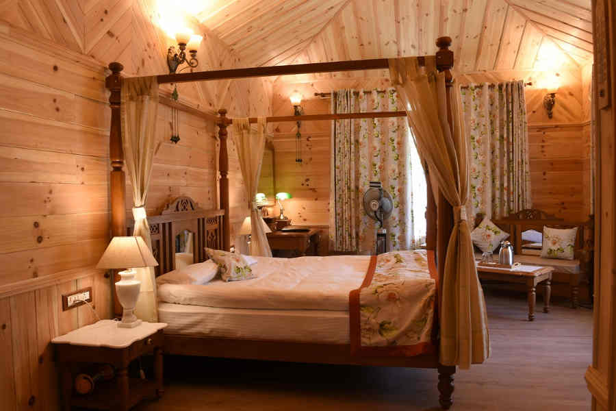 Deluxe Room at Nature Resort At Bahang