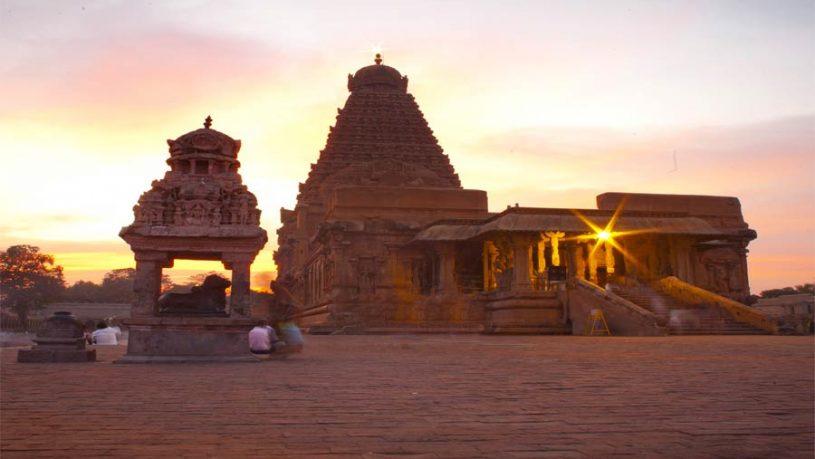 Brihadeeshwara-temple-Thanjavur