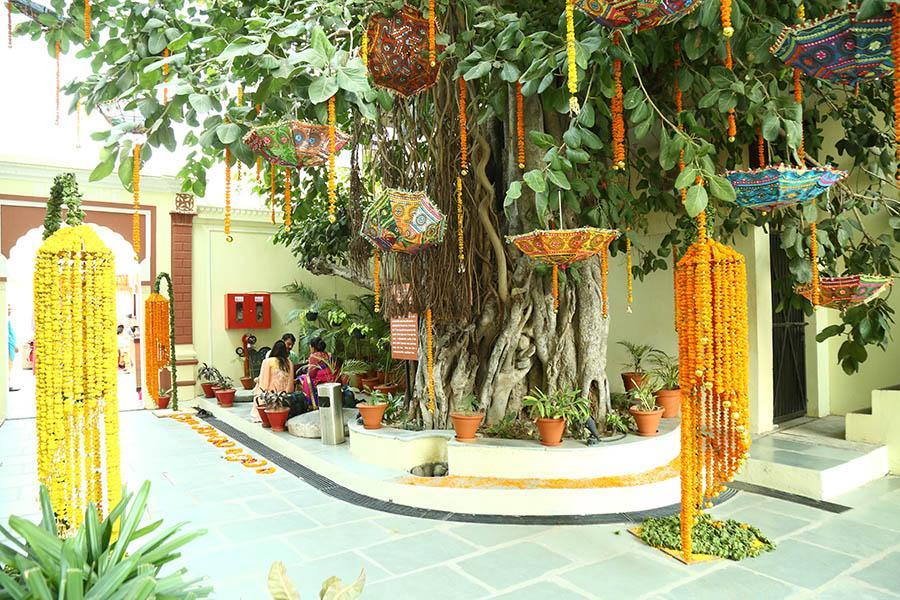 Exterior of Heritage Resort At Panchkula