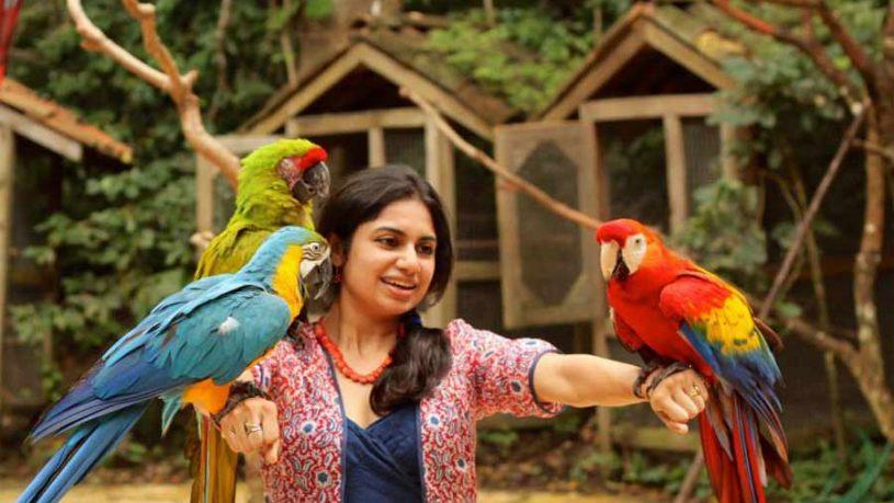 Traveling mom blogger - Shweta Ganesh Kumar