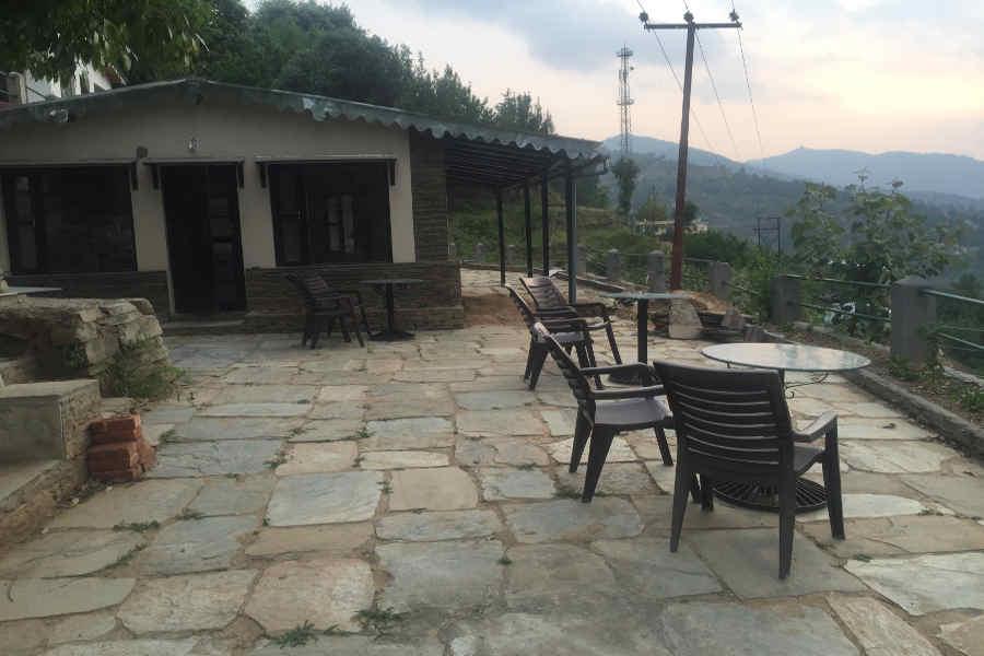 Sit out at Mountain Resort At Nathuakhan