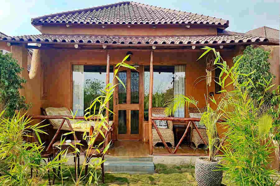 Villa at Luxurious Safari Lodge At Tadoba