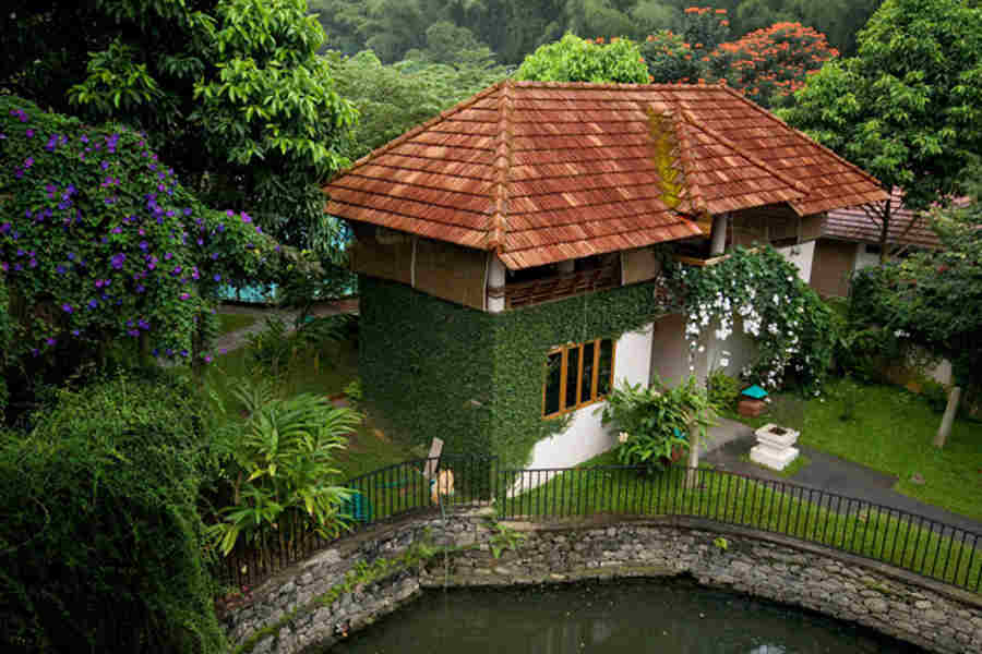 Spa at the Serene Retreat Near Periyar National Park