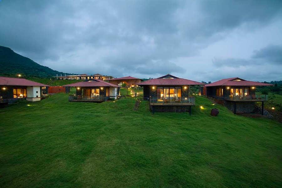 Deluxe Villa at the Luxury Resort In Lonavala