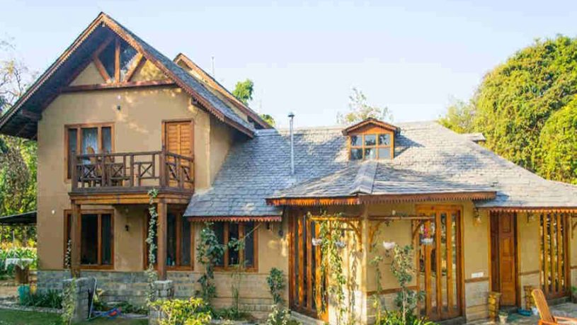 Eco-Friendly Boutique Resort In Palampur