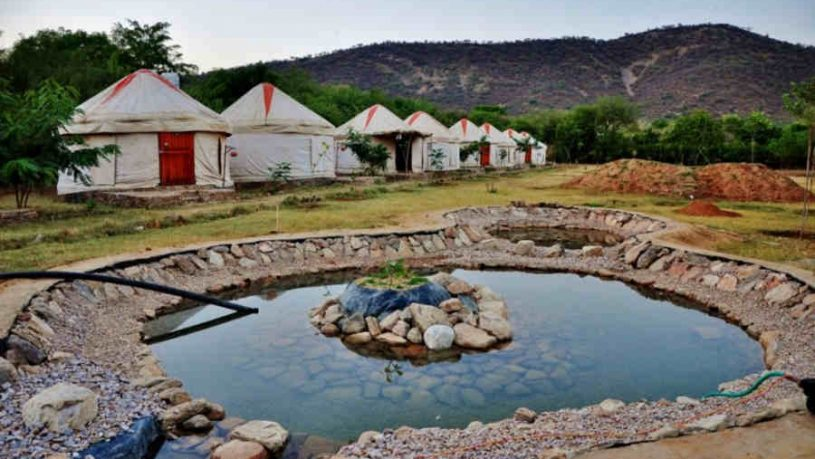 The absolutely Unique Campstay At Sariska