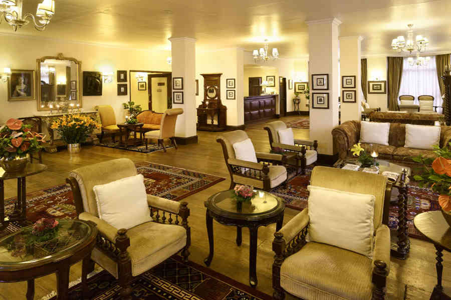 Lounge at the Boutique Stay At Kalimpong