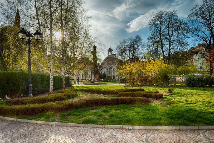 Sofia Central Park