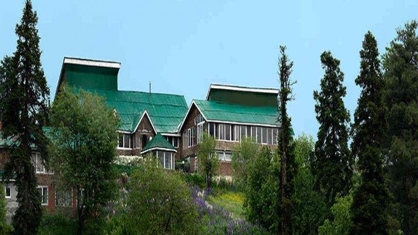 The Chalet Themed Hotel In Gulmarg