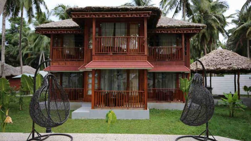 The Romantic Beach Resort On Havelock Island