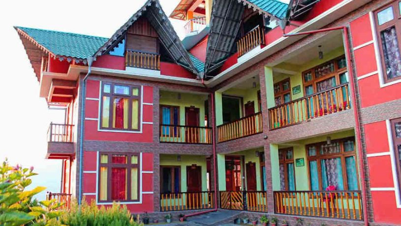 Offbeat stay at Kaluk in Sikkim