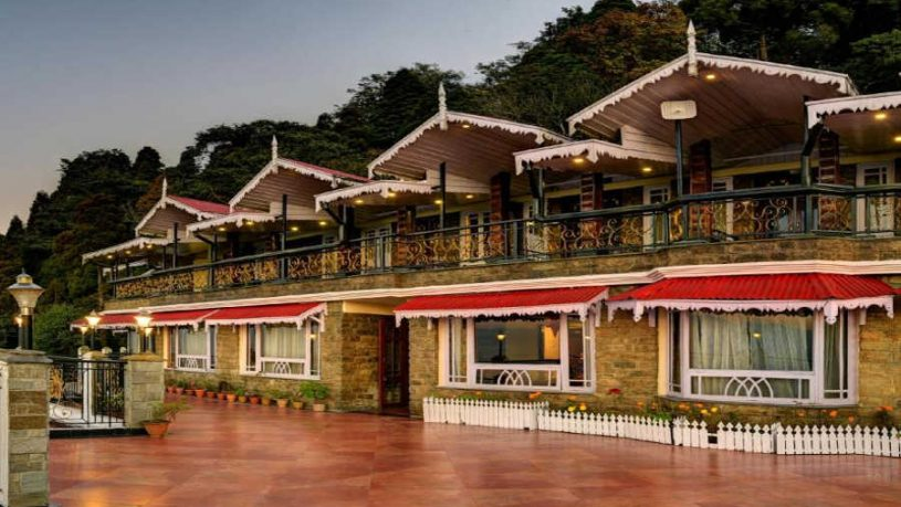 The Romantic Resort And Spa In Darjeeling