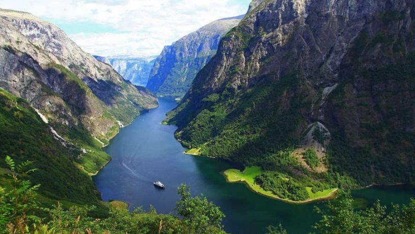 Nærøyfjord-Norway