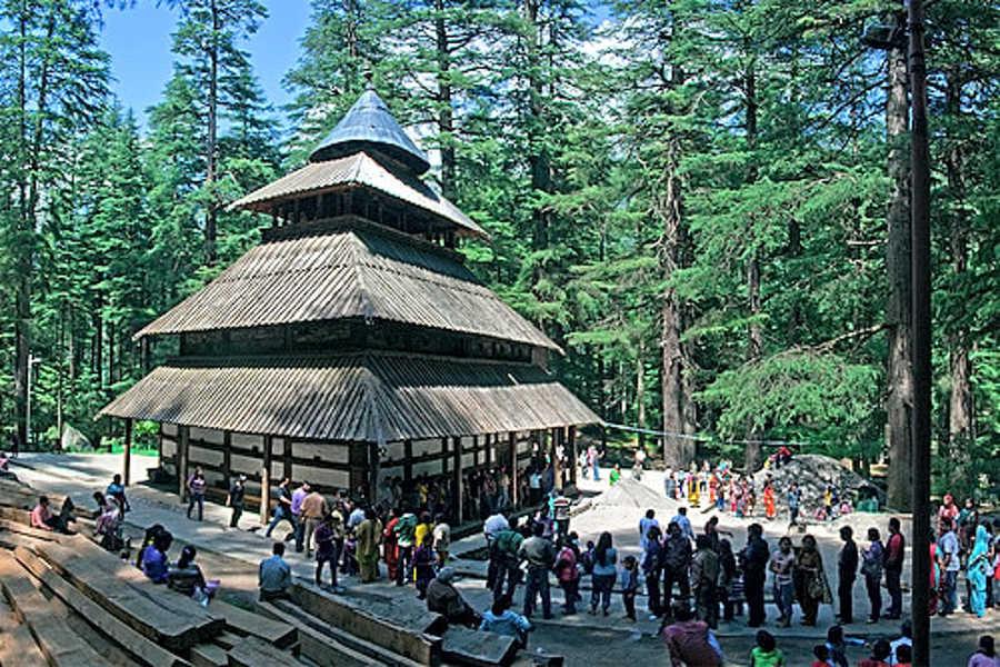 Manali-hadimba-temple-Himachal Pradesh
