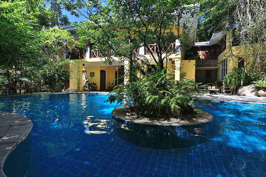 The Luxury Resort In Unawatuna