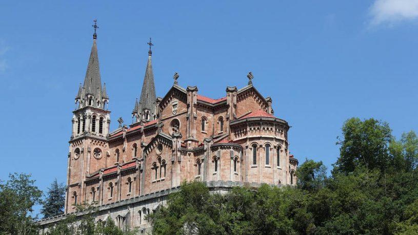 Covadonga-Spain