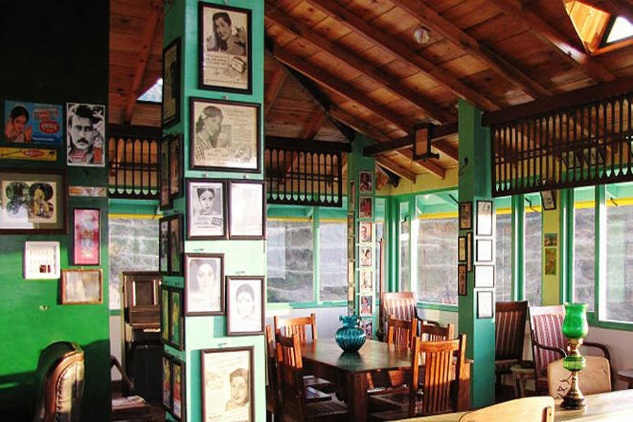 Restaurant at the Boutique Stay In Dhanachuli