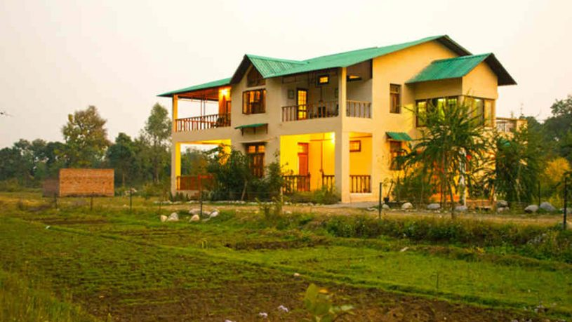 Jungle Lodge In Corbett
