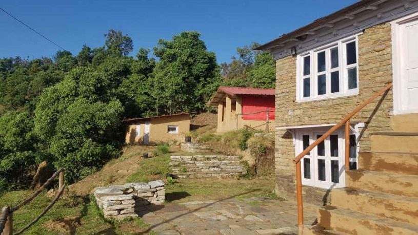The Boutique Homestay In Almora