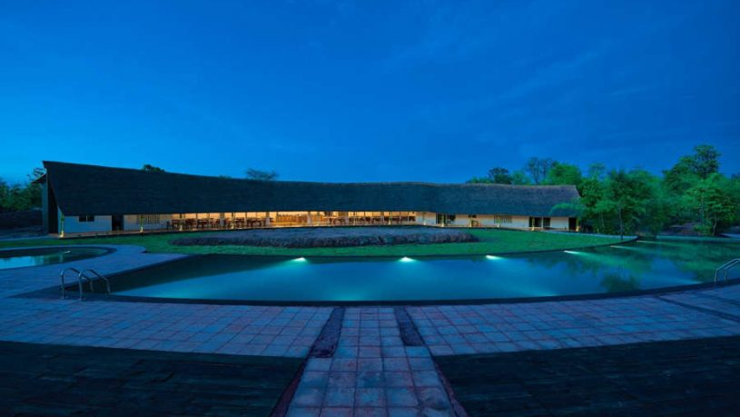 Cottage at the Eco-Friendly Resort In Tadoba