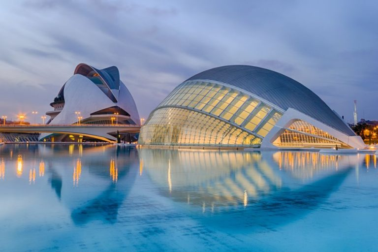 City Of Arts, Valencia
