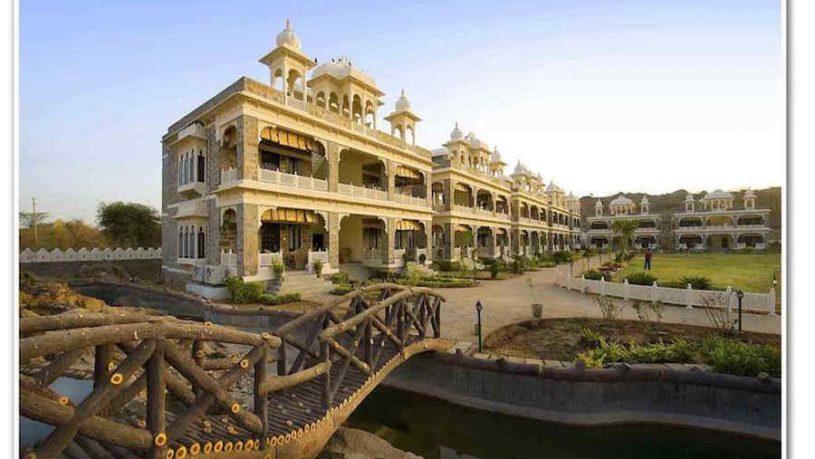 Beautiful Luxury Royal Resort In Udaipur