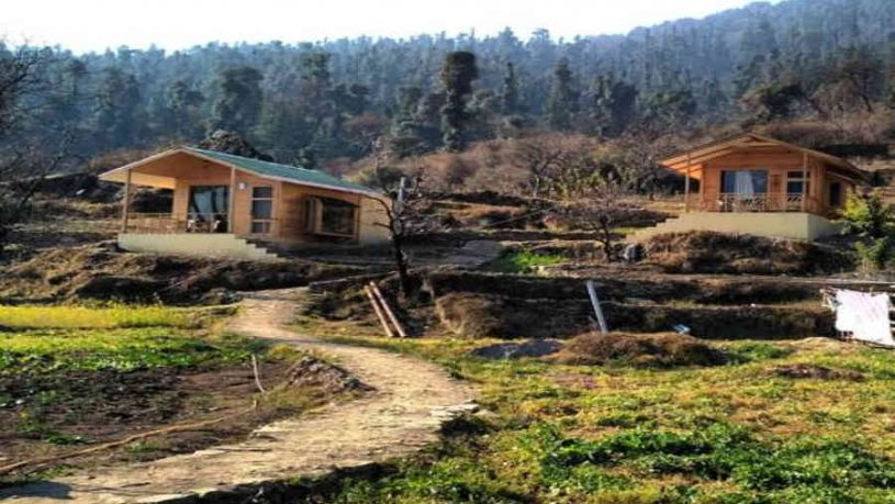 Cottages at the Serene Stay at Raithal In Uttarakhand