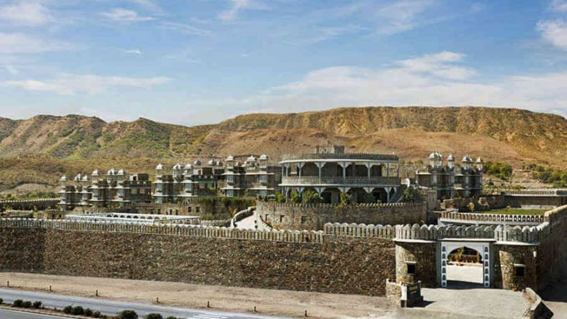 Picturesque Fort Resort In Udaipur