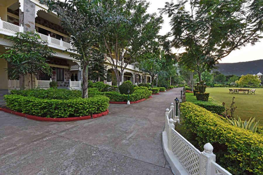 The Luxury Royal Resort In Udaipur