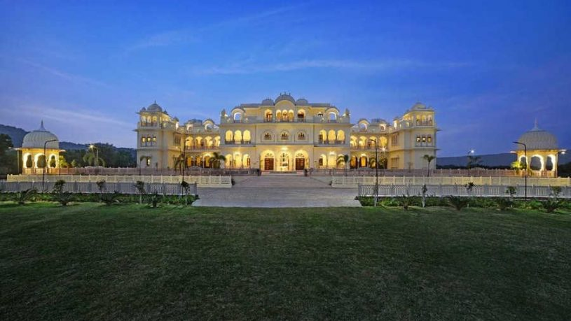 Heritage Palace Stay In Jaipur