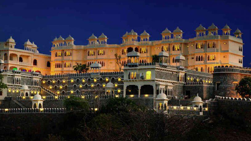 Luxury Fort Stay In Kumbhalgargh