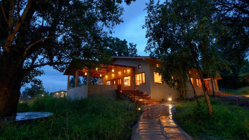 Jungle Retreat In Kanha