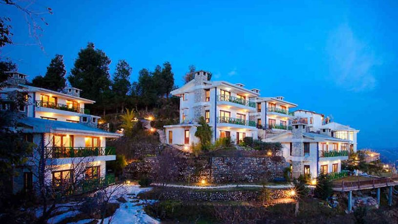 Scenic Spa And Resort In Mussoorie
