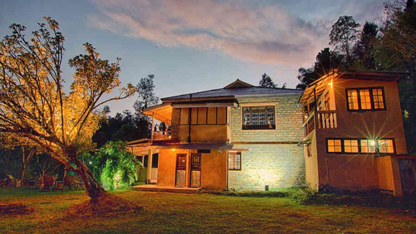 The Offbeat Heritage Resort at Martam In Sikkim