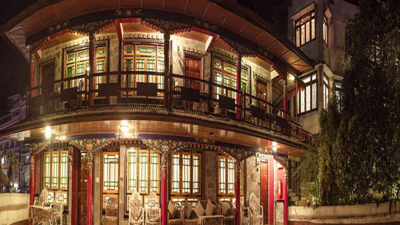 The Palatial Homestay In Gangtok