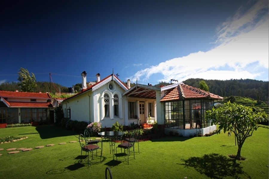 Holiday Mansion On Tiger Hill